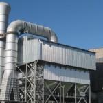 CEMEX otprašivanje hladnjaka klinkera u tvornici cementa Sv. Juraj